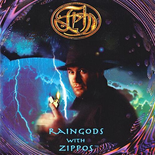 FISH - RAINGODS WITH ZIPPOS CD