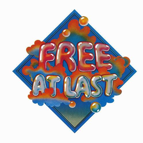 FREE - AT LAST LP