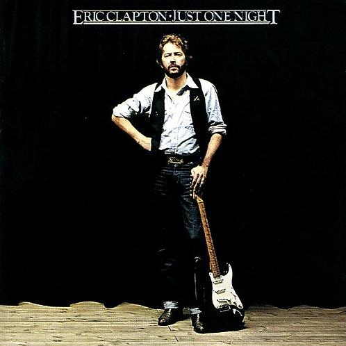 ERIC CLAPTON - JUST ONE NIGHT DUPLO LP