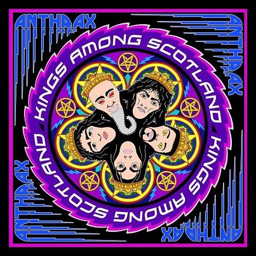 ANTHRAX - KINGS AMONG SCOTLAND CD