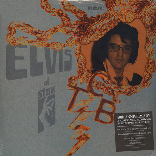 ELVIS - AT STAX LP