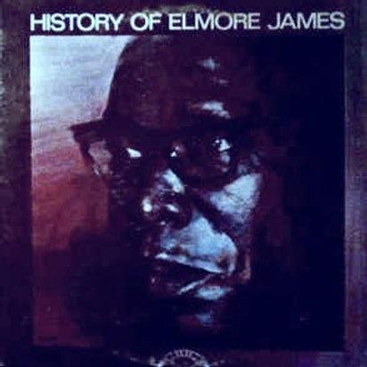 HISTORY OF ELMORE JAMES LP