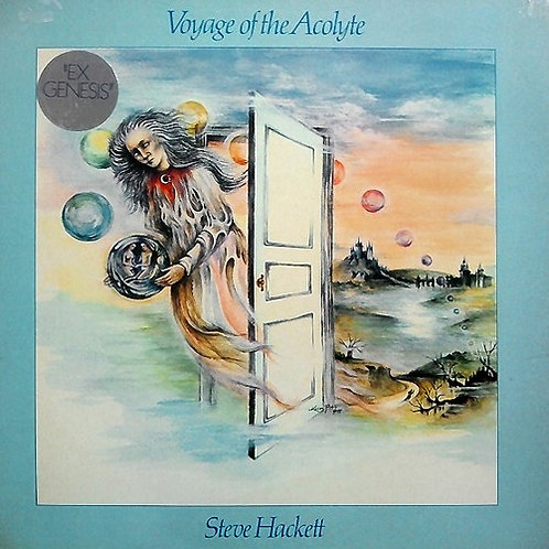 STEVE HACKET - VOYAGE OF THE ACOLYTE LP