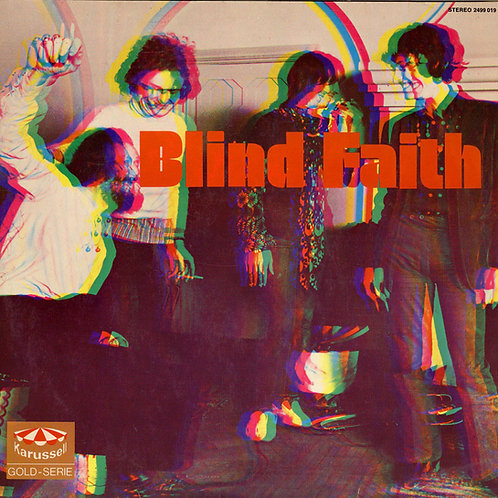 BLIND FAITH - BLIND FAITH LP