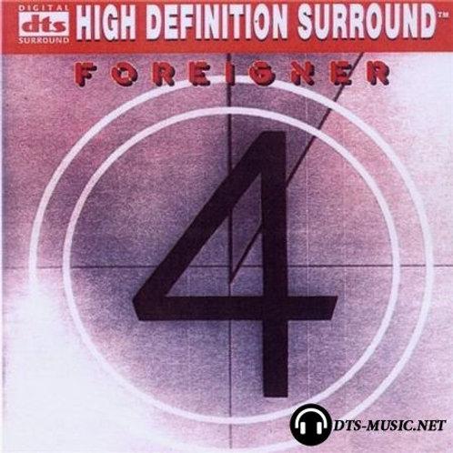 FOREIGNER - 4 DVD AUDIO