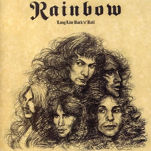 RAINBOW - LONG LIVE ROCK ´N´ ROLL LP