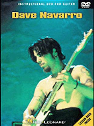 DAVE NAVARRO - INSTRUCTIONAL FOR GUITAR DVD