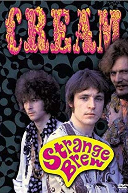 CREAM - STRANGE BREW DVD