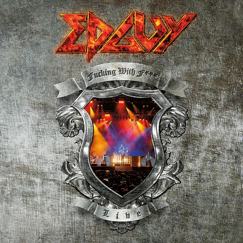EDGUY - FUCKING WITH FIRE LIVE DVD