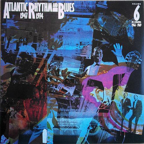 ATLANTIC RHYTM AND BLUES VOL.6 DUPLO LP