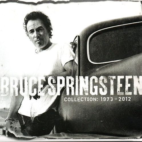 BRUCE SPRINGSTEEN - COLLECTION DIGIPACK CD