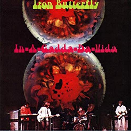 IRON BUTTERFLY - IN A GADDA DA LIDA CD