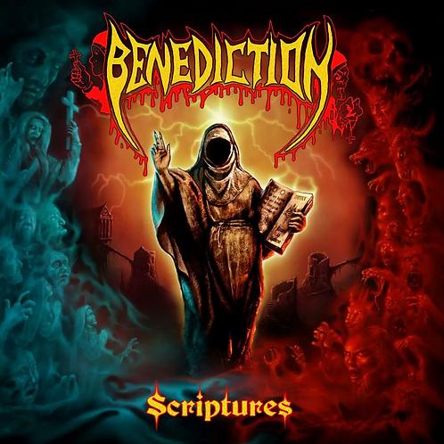 BENEDICTION - SCRIPTURES CD