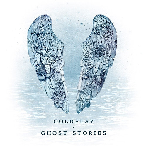 COLDPLAY - GHOST STORY LIVE 2014 DVD/CD