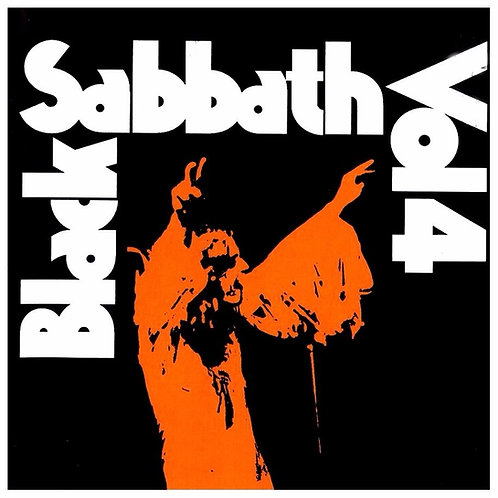 BLACK SABBATH - VOL.4 CD