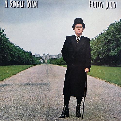 ELTON JOHN - A SINGLE MAN LP