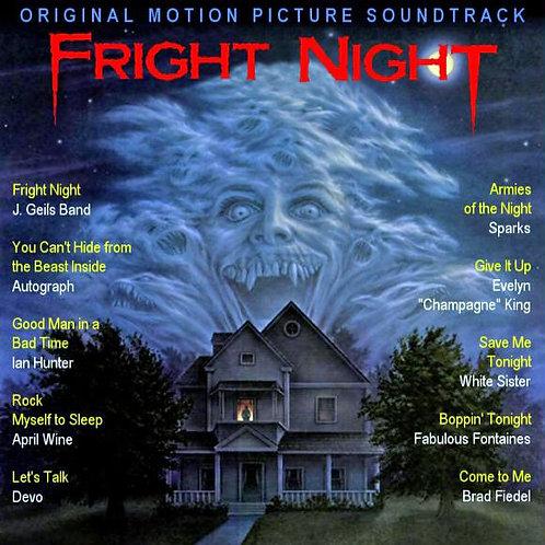 FRIGHT NIGHT - A HORA DO ESPANTO LP