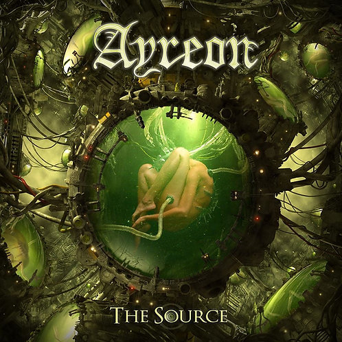 AYREON - THE SOURCE CD