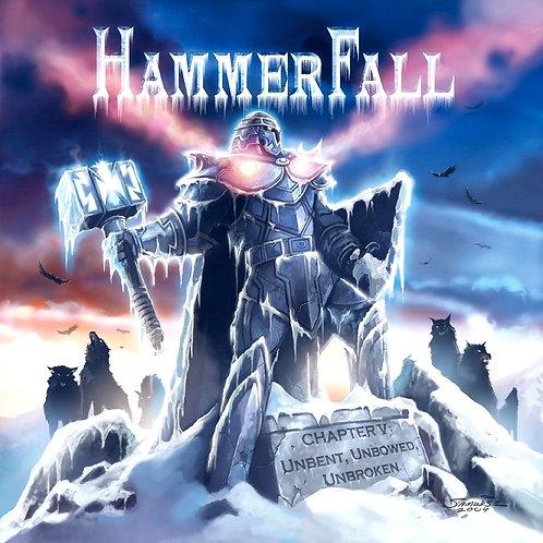 HAMMERFALL - CHAPTER V UNBENT, UNBOWED UNBROKEN CD