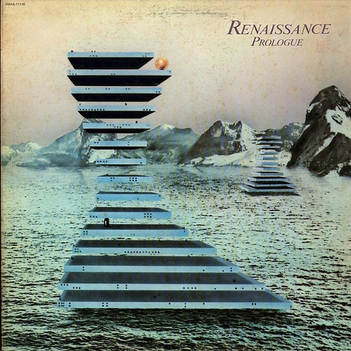 RENAISSANCE - PROLOGUE LP