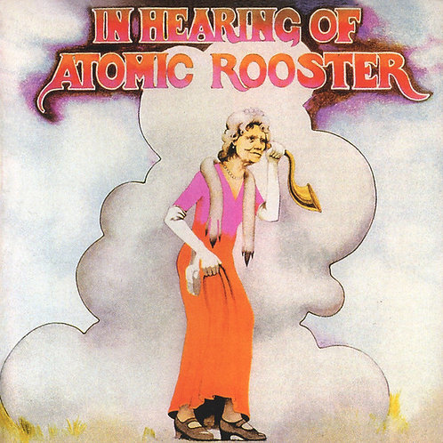 IN HEARING OF - ATOMIC ROOSTER CD DIGIPACK