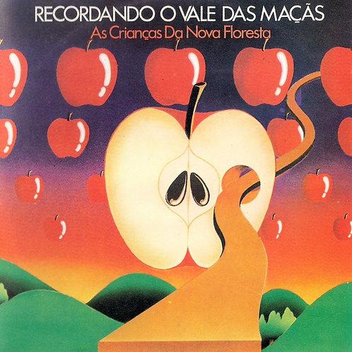 RECORDANDO O VALE DAS MAÇÃS - AS CRIANÇAS DA NOVA FLORESTA LP