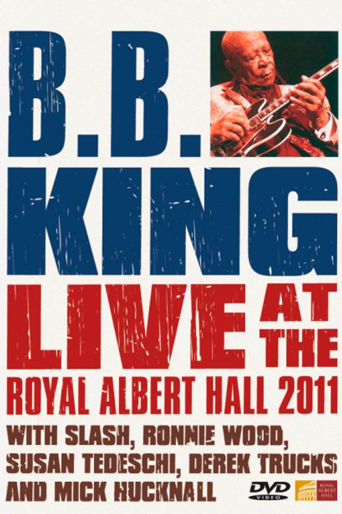 B.B.KING - LIVE AT THE ROYAL ALBERT HALL DVD
