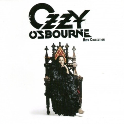 OZZY OSBOURNE - HITS COLLECTION CD