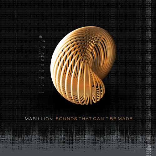 MARILLION - SOUNDS THAT CAN´T  BE MADE CD