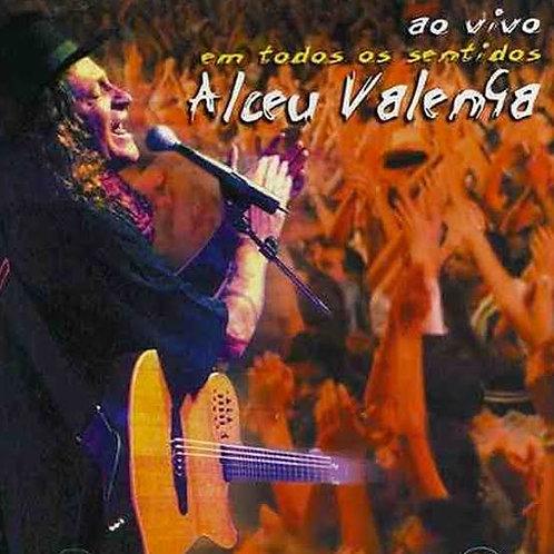 ALCEU VALENÇA - EM TODOS OS SENTIDOS AO VIVO CD