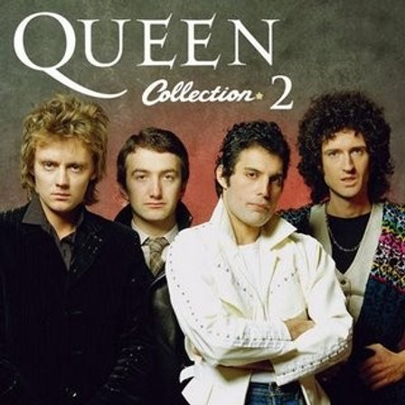 QUEEN - COLLECTION 2 BRASSIL EXCLUSIVO CD