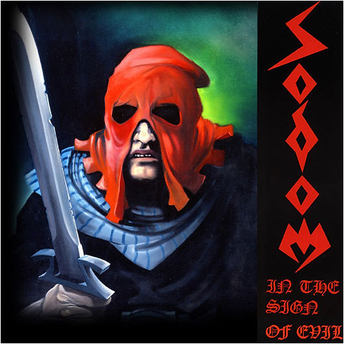 SODOM - IN THE SIGN EVIL/OBSESSED BY CRUELTY CD