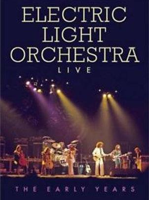 ELETRIC LIGHT ORCHESTRA LIVE DVD
