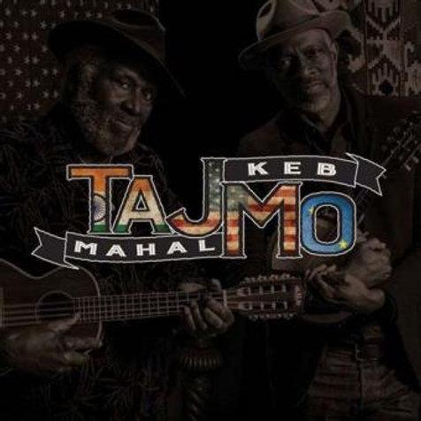 TAJ MAHAL KEB MO - TAJMO CD