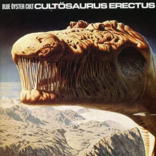BLUE OISTER CULT - CULTOSAURUS ERECTUS CD