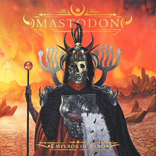 MASTODON - EMPERROR OF SAND CD