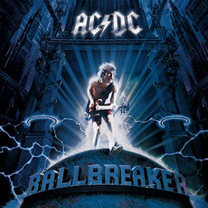 AC/DC - BALLBREAKER CD