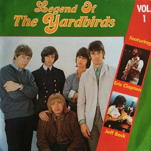 LEGEND OF THE YARDBIRDS VOL.1 LP