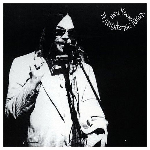 NEIL YOUNG - TONIGHTS THE NIGHT LP