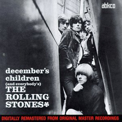 THE ROLLING STONES - DECEMBER´S CHILDREN CD