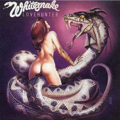 WHITESNAKE - LOVE HUNTER CD