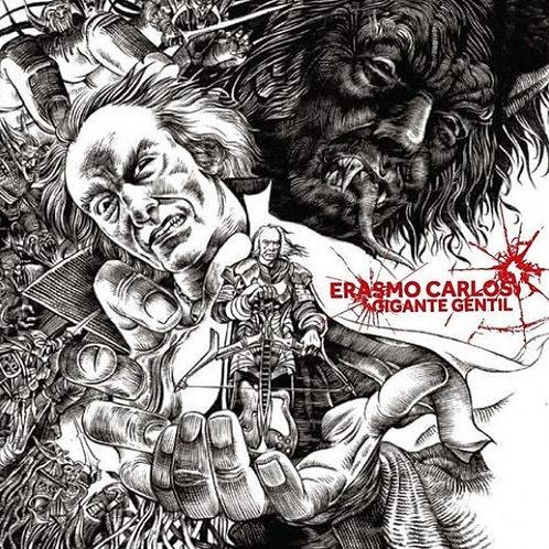 ERASMO CARLOS - GIGANTE GENTIL LP