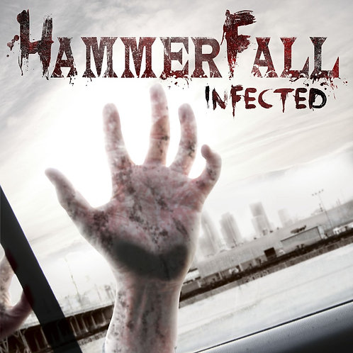 HAMMERFALL - INFECTED CD