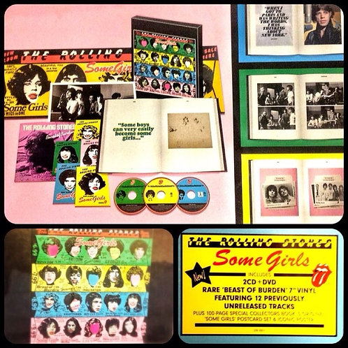 THE ROLLING STONES - SOME GIRLS BOX SET