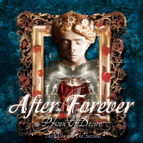 AFTER FOREVER - PRISON OF DESIRE  DUPLO CD BOX