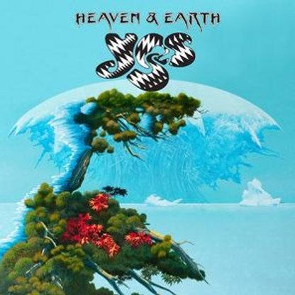 YES - HEAVEN EARTH DIGIPACK CD