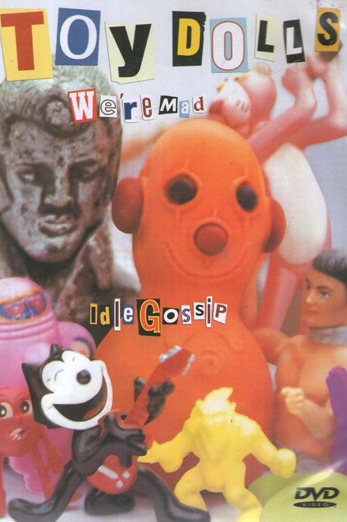 TOY DOLLS - WEREMAD DVD