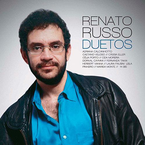 RENATO RUSSO - DUETOS CD