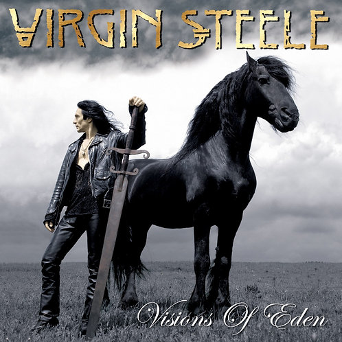 VIRGIN STEELE - VISION OF EDEN CD