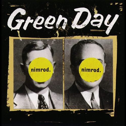 GREEN DAY - NIMROD. CD
